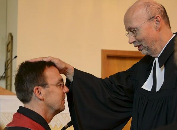 Amtseinführung von Pfarrer Martin Eickhoff
